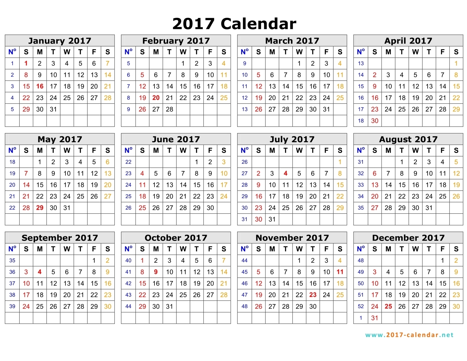 Islamic Calendar 2017 Uk | printable calendar templates