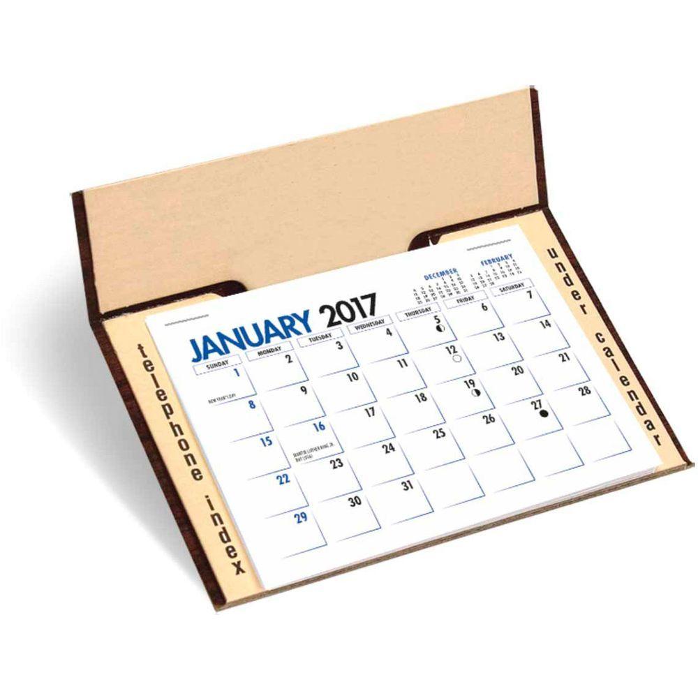 2017 Desktop Calendar Free printable calendar