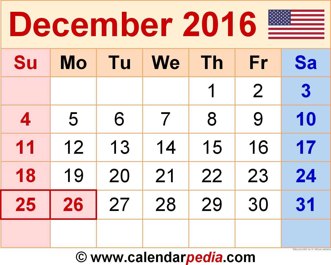 December 2017 Calendar Easter | yearly calendar template