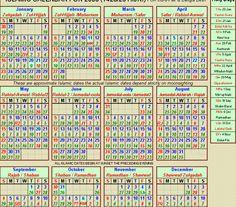 Islamic Calendar 2017 Usa | printable calendar templates