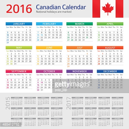 July 2017 Calendar Canada | 2017 calendar with holidays