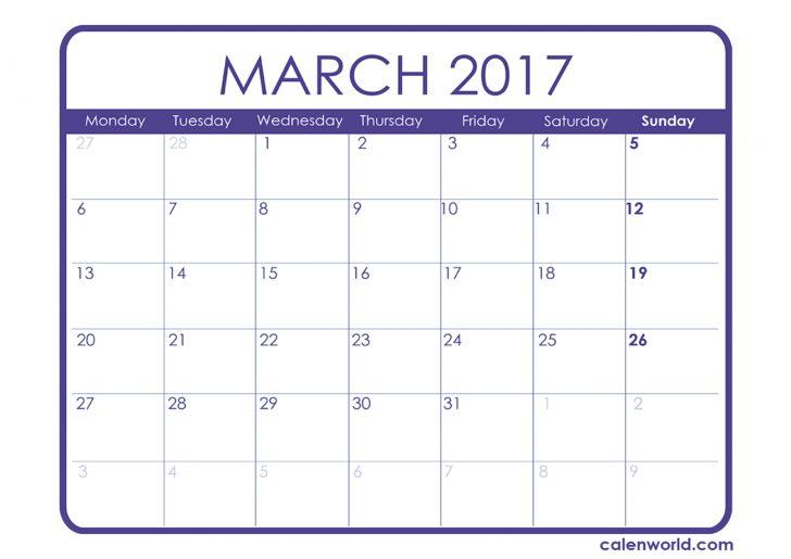 March 2017 Calendar Uk | free calendar 2017