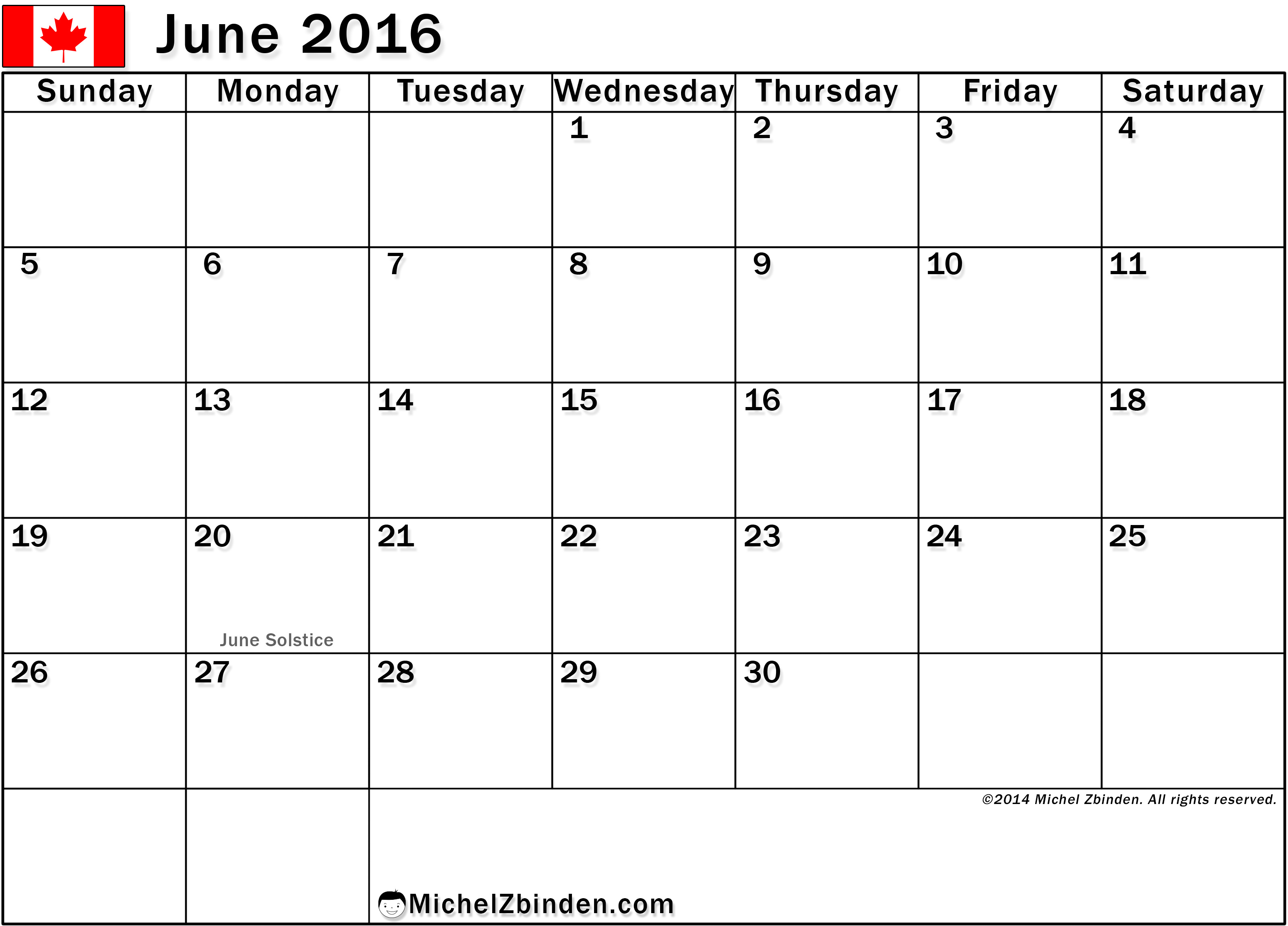 May 2017 Calendar Canada | yearly calendar template