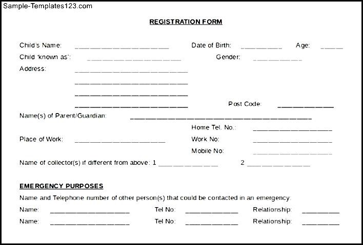 Sample Medical Consent Form Format | Sample Templates
