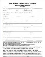 Form Letters | Medical Office Online