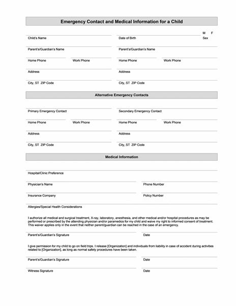 Medical Form Templates Microsoft Word – templates free printable
