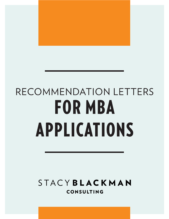 8+ Letter Of Recommendation For Mba Example Appeal Letters Sample