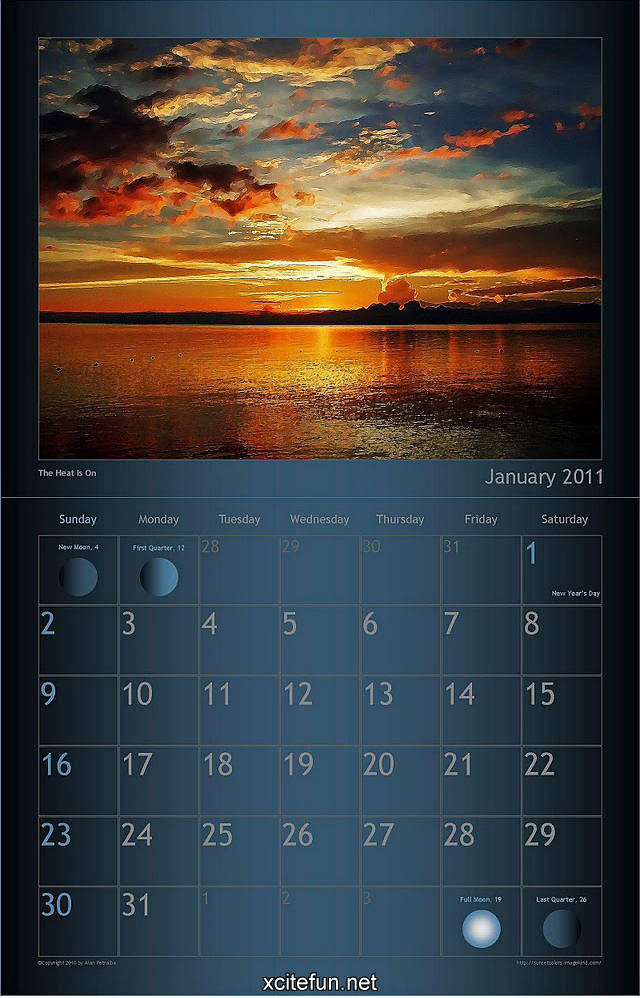 Sunrise Sunset Calendars Worldwide Locations