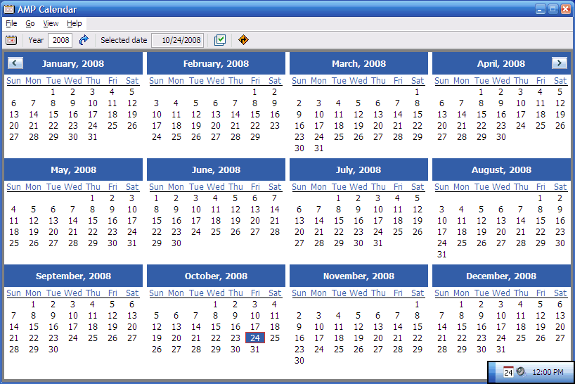 Yearly Calendar By Month | yearly calendar template