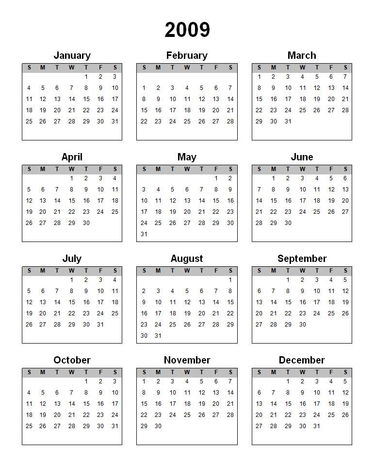 2009 calendar august | 2017 calendar with holidays