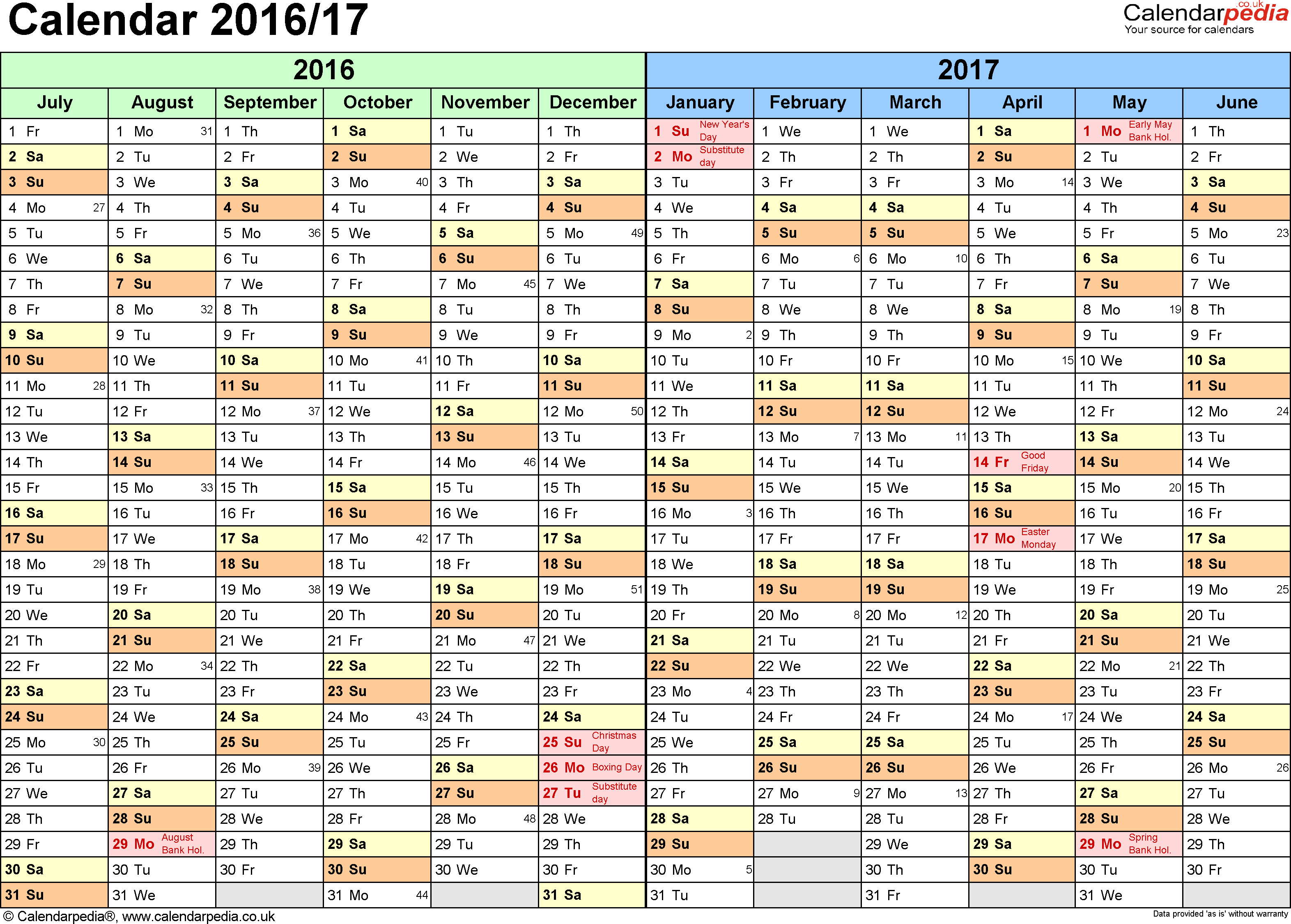 february 2017 calendar new zealand | February Calendars