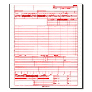 Amazon.: CMS 1450 / Ub04 Medical Billing Forms (1000 Sheets