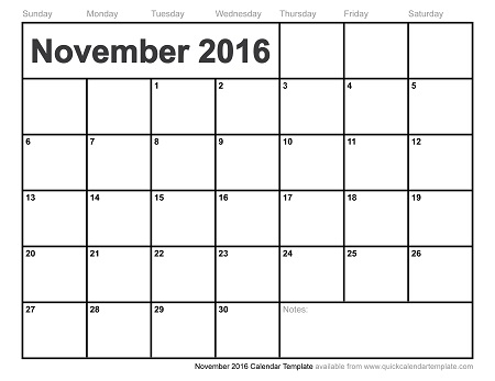 November 2016 Calendar Uk | 2017 calendar with holidays