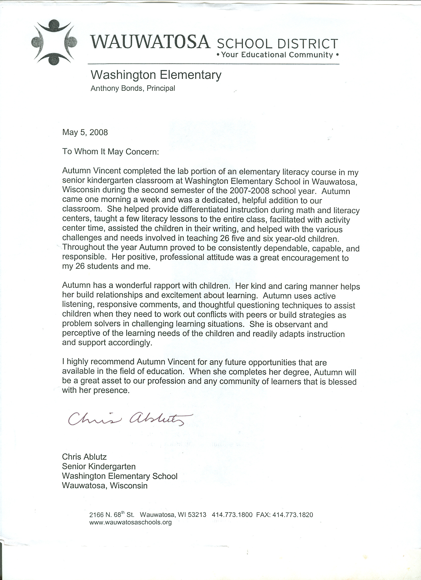 Free Letters Of Recommendation For Teachers Cover Letter Templates