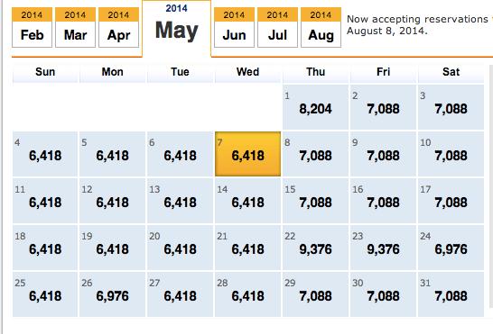 Blitz Deal: Southwest Airlines Dec 2014 – Feb 2015 Fares on Sale