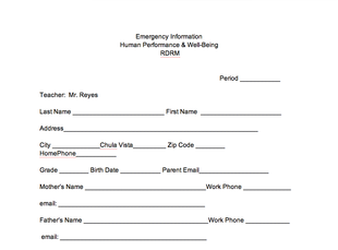 students medical form Fill Online, Printable, Fillable, Blank