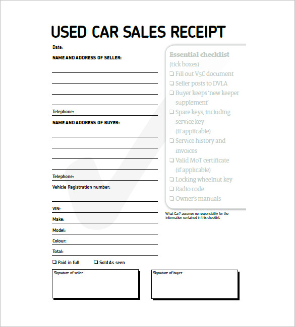 vehicle invoice template vehicle sales invoice template KkrESN
