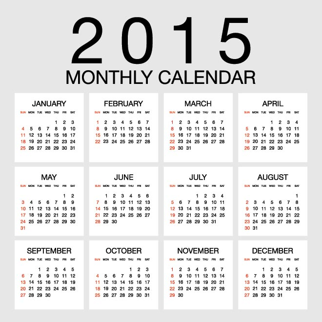 Yearly Calendar 2015 Canada | 2017 calendar with holidays