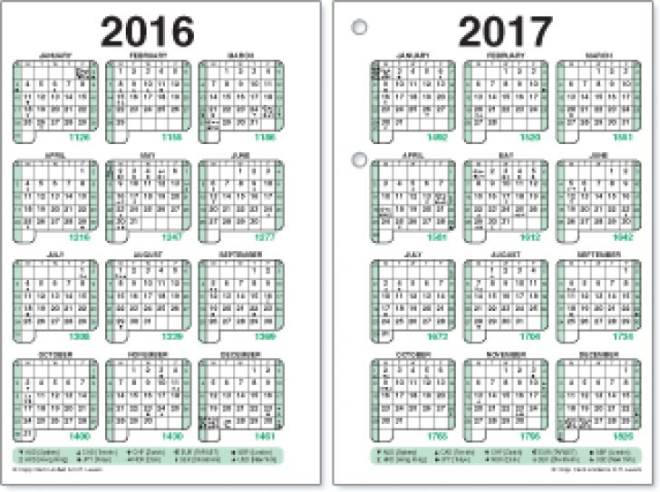 Yearly Calendar Day Counter   yearly calendar printable