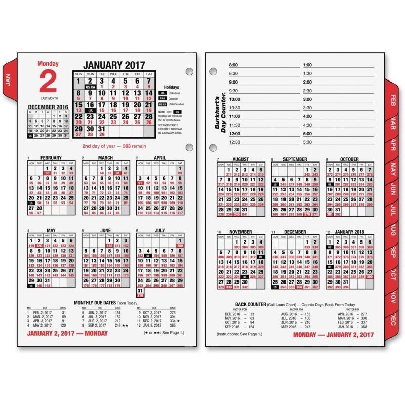 Calendar Day Counter 2016 : Free Calendar Template